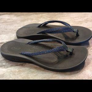 Chaco Sandals Ladies Size 8 Flip Flops